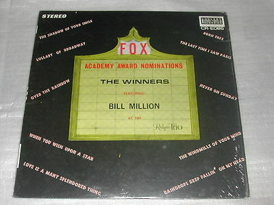 The Winners Featuring Bill Million At The Rodgers Trio USA LP CR E086 VG/Ex