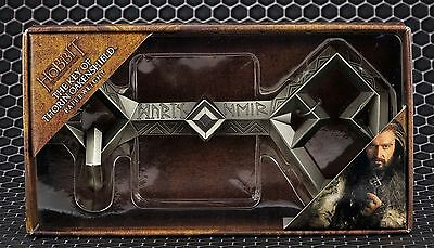 The Hobbit Desolation of Smaug Key of Thorin Oakenshield Paperweight