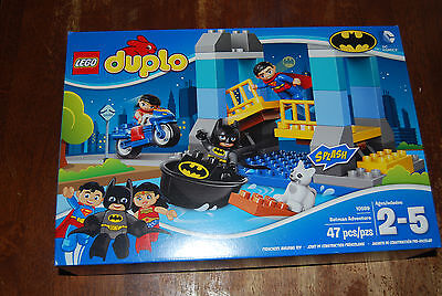 NEW Lego Duplo 10599 Batman Adventure New Factory Sealed Retired