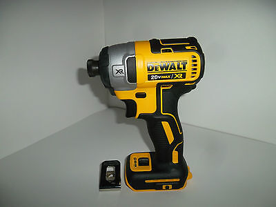 "Dewalt DCF887 20V MAX XR BRUSHLESS 1/4"" 3-SPEED IMPACT DRIVER (Tool only) SALE !"