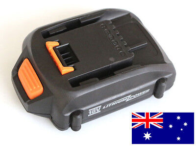 NEW Replacement WORX WA3512.1 WA3512 18V Rockwell RW9161 Lithium Trimmer Battery