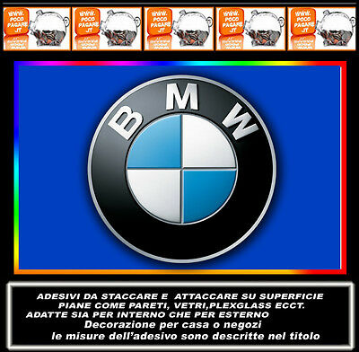 Wall  Stikers Stickers Adesivi Murali Disney Stickers cm 60 Bmw 01