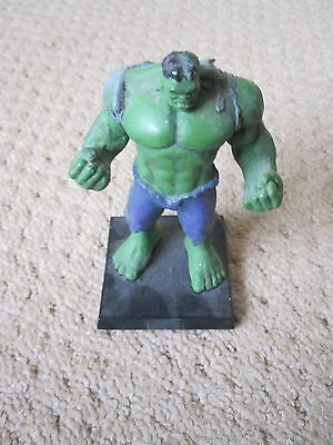 The Classic Marvel Figurine Collection The Incredible Hulk Special Figurine Lead