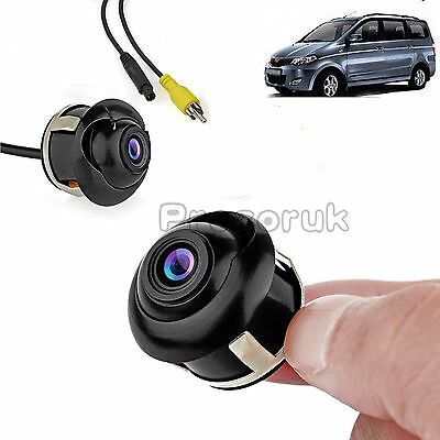 Universal 360°CCD HD Car reversing camera Reverse Front Side Parking Rear View