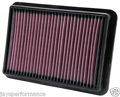 Kn Air Filter (33-2980) Replacement High Flow Filtration