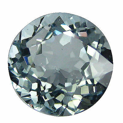 1.50 Ct Top Most Beautiful 100%  Natural Unheated Untreated Aquamarine Loose Gem