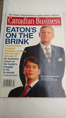 Eaton's & T. Eaton Co. - Canadian Business Magazine