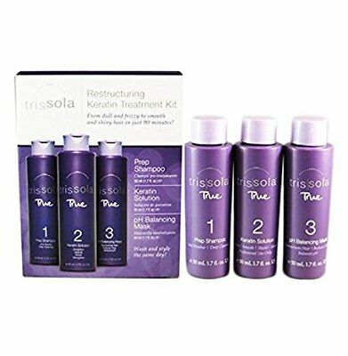 Trissola TRUE Keratin Treatment Trial Kit