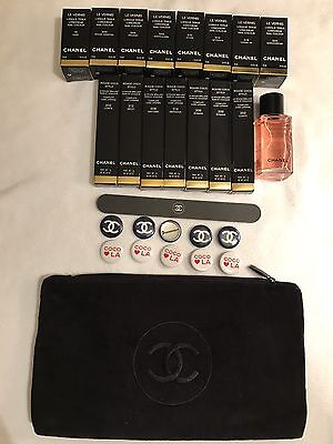 Chanel Le Vernis Rouge Coco Stylo