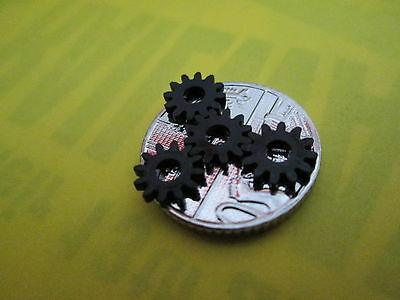 Lima  Very Small Gears (For Loco Axles?)X 4, Part Number L708026-053