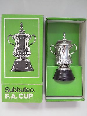 Subbuteo Boxed C128 Fa Cup Trophy **mint Condition**