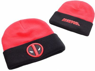 Marvel Comics Deadpool Beanie
