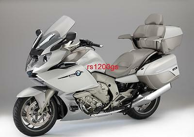 Manual Officina BMW K1600 GT GTL Exclusive ed 2014 Riparazione Workshop Service