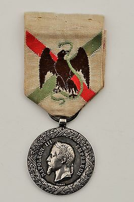 France: 1862-63 Mexico Expedition Medal