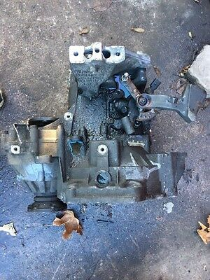 Vw Tourab 1.9 Tdi 6 Speed Gearbox Working Good Gearbox Code [ Glb ]