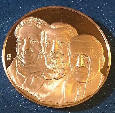 Judaic Heritage Society History Of The Jewish People Rothschild Coin Medal