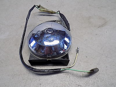 77 Honda Goldwing GL 1000 Good Original Chrome Horn ~FastFreeShip~