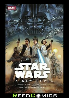 STAR WARS EPISODE IV A NEW HOPE HARDCOVER Hardback Collects Issues (1977) #1-6