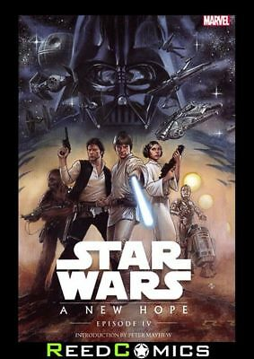 STAR WARS EPISODE IV A NEW HOPE GRAPHIC NOVEL New Paperback Collects (1977) #1-6