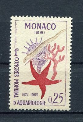 s12634) MONACO MNH**  1961, Aquarium congress 1v