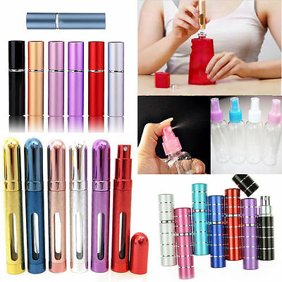 Hot Travel Portable Mini Refillable Perfume Atomizer Bottle Scent Pump Spray 1PC