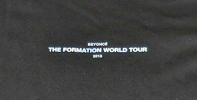 Beyonce The Formation Tour Local Crew Shirt!  Size Xl - Unworn!  Look!