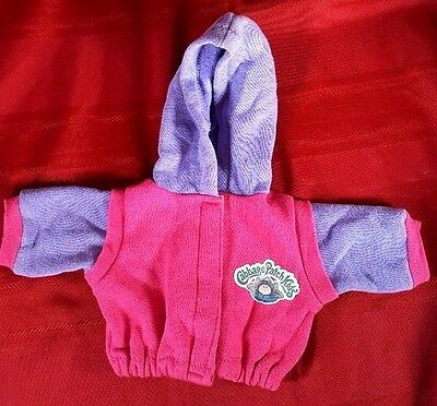 CABBAGE PATCH Pink and Purple Sweatshirt Hoodie
