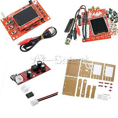 "Assembled DSO138 2.4"" TFT Digital Oscilloscope Kit DIY Module ( 1Msps ) + probe"