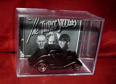 """The Three Stooges """"Hot Rod"""" Inspired by display..Brand New Display"""