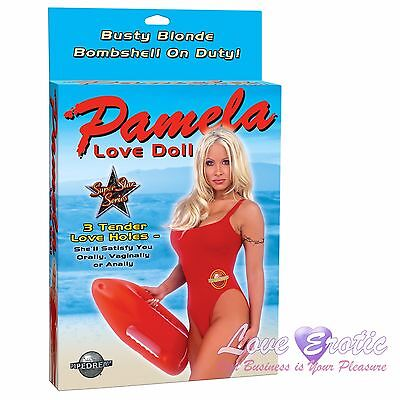 Pamela Inflatable Blow Up Love Doll For Men Fun Novelty Hen and Stag Night