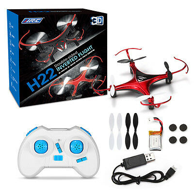 JJRC H22 3D Inverted Flight RC Quadcopter 4CH RTF 2.4G 6 Axis Gyro Drone FPV