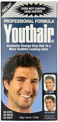 Clubman Youthair Gradually restores natural hair color LEAD FREE 3.75 oz.
