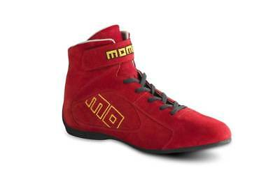 Momo Pro-Rally Course/Rallye Bottes Nomex Approuvé FIA Taille 40/RU 6,5 Rouge
