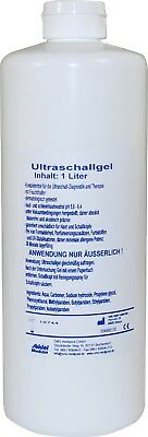 1000 ml Kontaktgel Gleitgel Leitgel Ultraschallgel Gel Kontakt