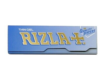 Rizla Ciel Rolling paper 60 sheets/Booklet LIMETED EDITION (1/2/5/10/20/50)pcs