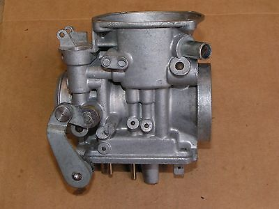 83 YAMAHA VIRAGO Xv920 920 Hitachi Carb Carburetor Front Body