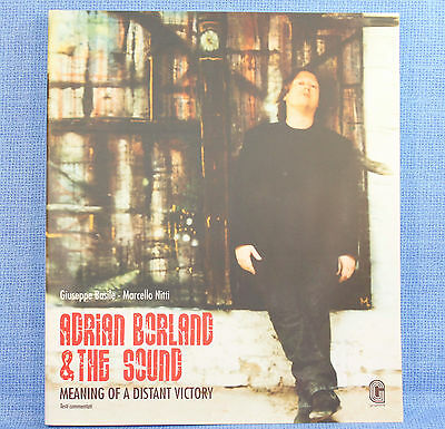 """Basile, Nitti """"ADRIAN BORLAND & THE SOUND Meaning of a distant Victory"""" NUOVO"""