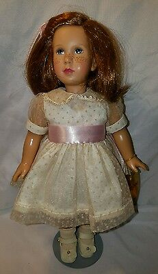 """Effanbee doll 12"""" Susan Stormalong  with stand"""