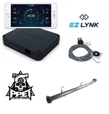 Ppei Ez Lynk Autoagent Tuner For 2011-2018 Ford 6.7 With Flo~Pro Delete Pipe