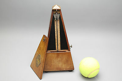 Antique French Maelzel Metronome in Good Condition and Working