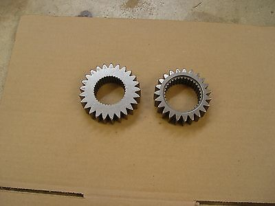 Jerico Transmission Used 3Rd Gear Set 23/25 Revision 1,2,3 Regular Width