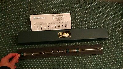 Hall crystal flute in G
