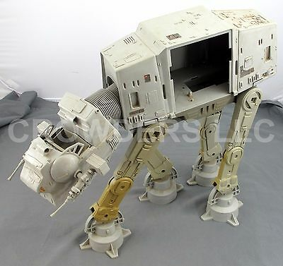 """Star Wars Empire Strikes Back 18""""Galactic Empire Imperial Walker AT-AT Kenner 81"""