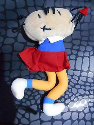 """MASCOT PARALYMPIC BARCELONA 1992 PETRA 12""""  Made in Spain"""