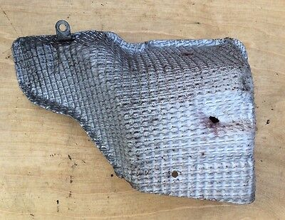 MG TF Exhaust Manifold Heat Shield