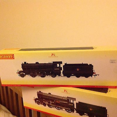 hornby r3243 br 2-6-0  class k1 locomotive no 62024 dcc ready boxed New
