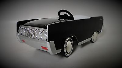Custom Ford Lincoln Pedal Car 1960s Rare Sport Vintage Classic Midget Show Model
