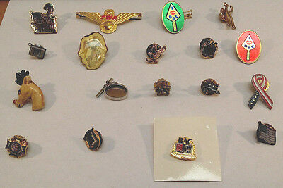 Mix Lot Of Collectible Pins