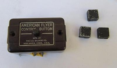 American Flyer #713 Mail Pick-Up Arm w/ Control Button Untested l