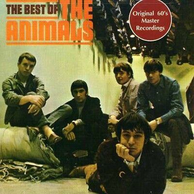 The Animals - Best of [New CD]